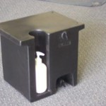 Underbody Water Tank w Soap Dispenser