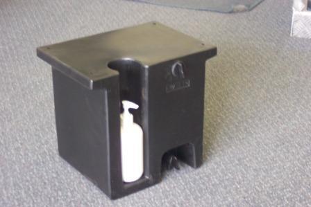 Underbody Water Tank w Soap Dispenser