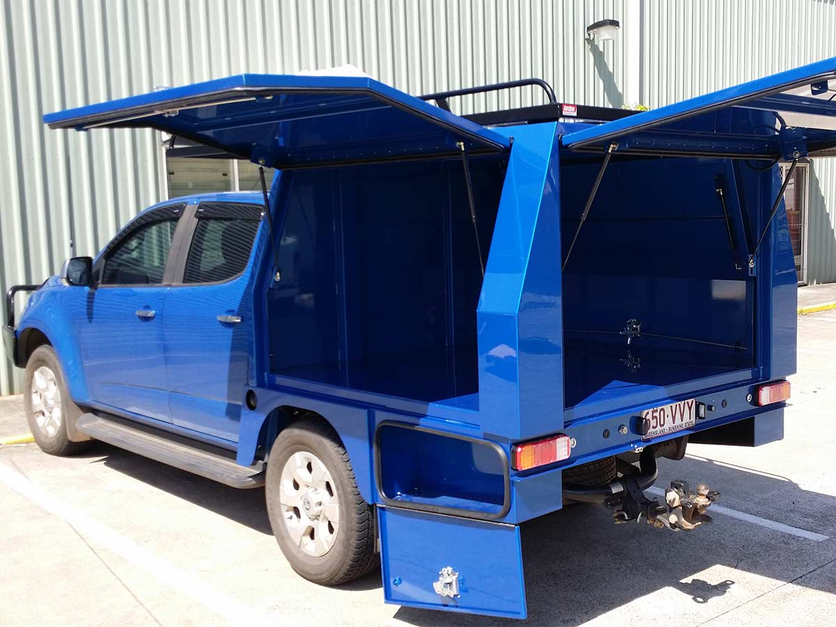 custome ute canopy & Maximise your ute storage with a custom ute canopy -