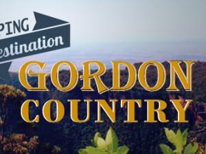 Camping Destination – Gordon Country