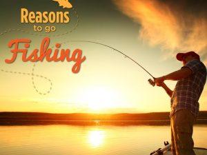 Reasons to Go Fishing