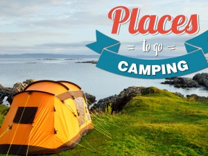 Places to go camping