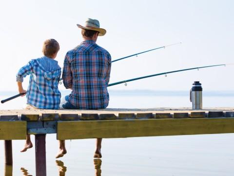 land based fishing locations