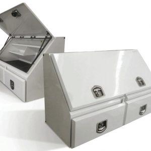 ues toolbox, T locks, shelving, drawers