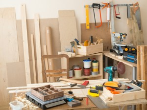 5 Interesting Tool Storage Ideas