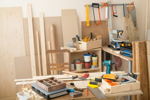 Interesting Tool Storage Ideas for Home or the Workshop