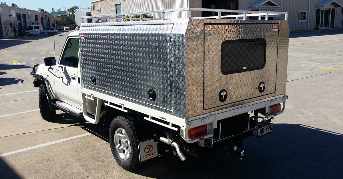 square canopy & Maximise your ute storage with a custom ute canopy -