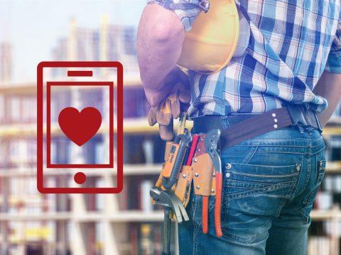 Date a tradie app
