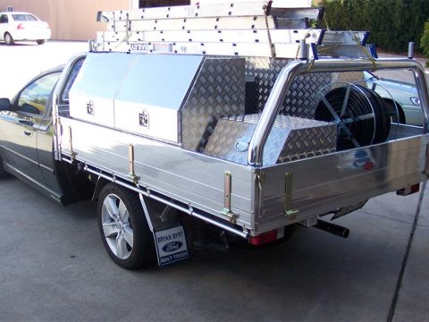Design your own vehicle spray unit, customised vehicle spray units make your job easier.