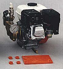Engine Pad and Vibration damper