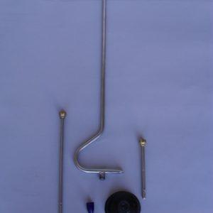 J Type Slab Injector Kit