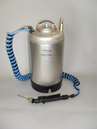 Termiticide Foamer 11L Stainless tank
