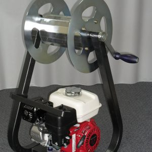 High hose reel