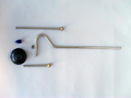 slab injector kit