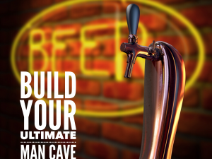 Tips to Create the Ultimate Man Cave