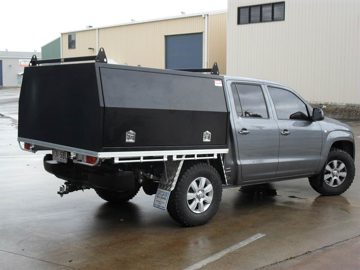 Custom ute canopy configurations: things to consider -