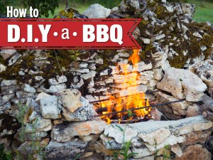 How to Build an Outdoor BBQ