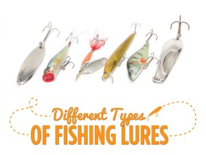 Different Types of Fishing Lures