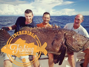 Incredible Fishing Catches