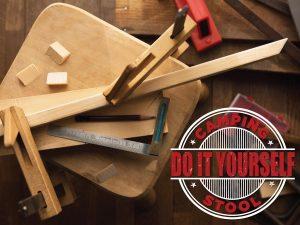 DIY: Camping Stool