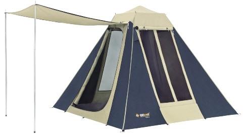 tent oztrail tourer