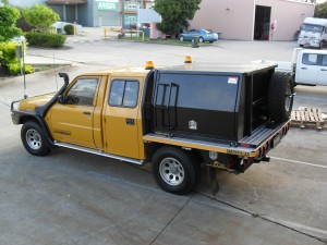 Customising your ute for pest control, mining, or builders