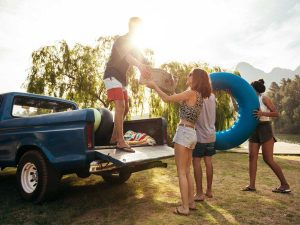 Eight tips for packing your ute or 4WD for a camping trip