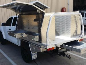 Ute Box For Apprentice Carpenter