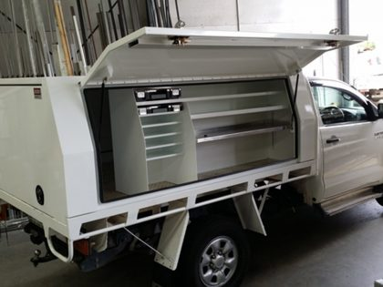 Ausbox Secure Ute Canopy