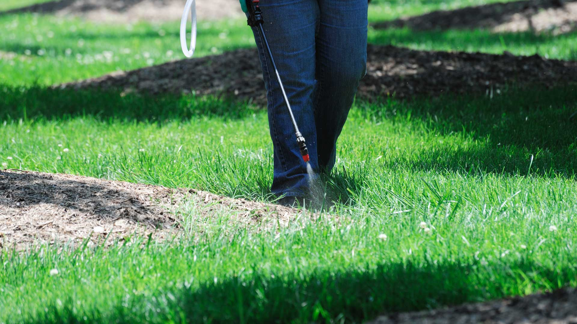 Weed control for contractors, professional weed management, weed control equipment for contractors, weed spraying equipment