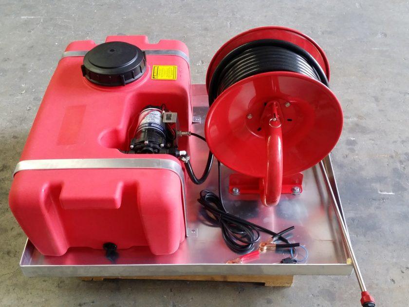 Small Spray Unit