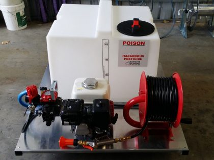 Nursery or Weed Control Spray Unit