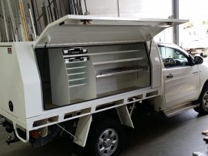 Ute Canopy for Hilux: Customisable in Every Way