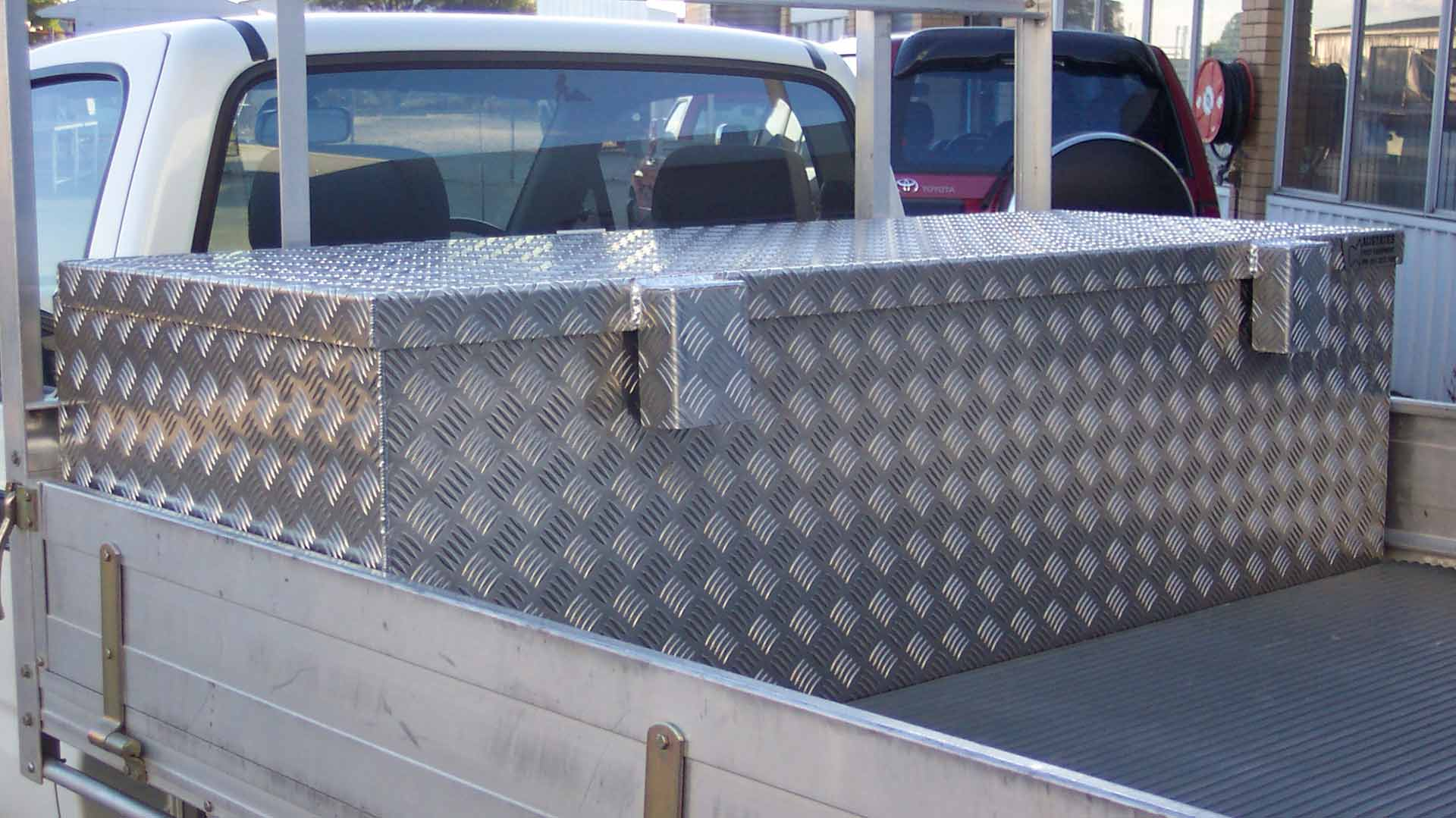 An Austates custom toolbox can be made to any size and shape in a variety of robust materials.