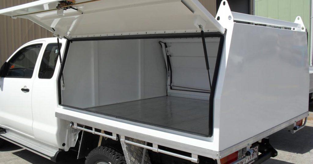 ute boxes, ute canopies, ute canopies australia